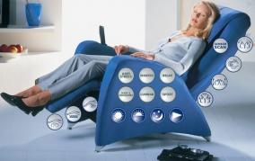 Эволюция массажного кресла