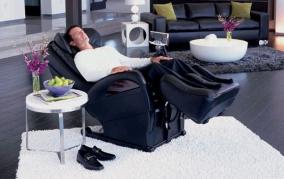 Домашние массажные кресла: возможности, варианты, цены