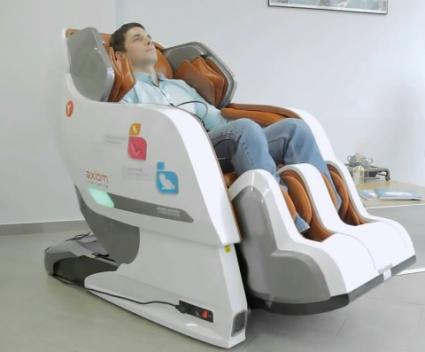Массажное кресло против стресса