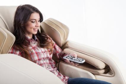 Массажное кресло: высокотехнологичный релакс